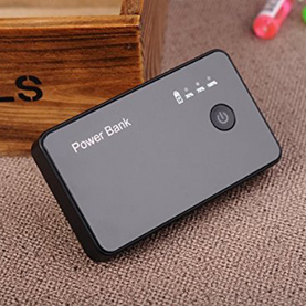 Mini Power Bank Camera Espion