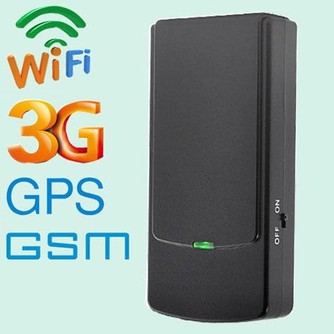 Brouilleur GPS GSM WIFI